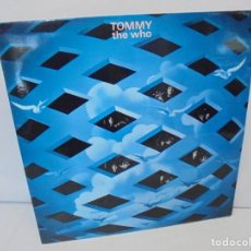 Discos de vinilo: TOMMY THE WHO. LP VINILO. 2 DISCOS. DISCOGRAFIA POLYDOR 1979.. Lote 213703142