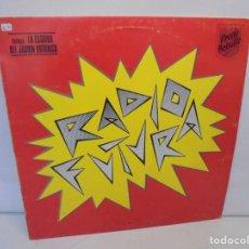 Discos de vinilo: RADIO FUTURA. LP VINILO. DISCOGRAFIA HISPAVOX. 1986. VER FOTOGARFIAS ADJUNTAS. Lote 213705286