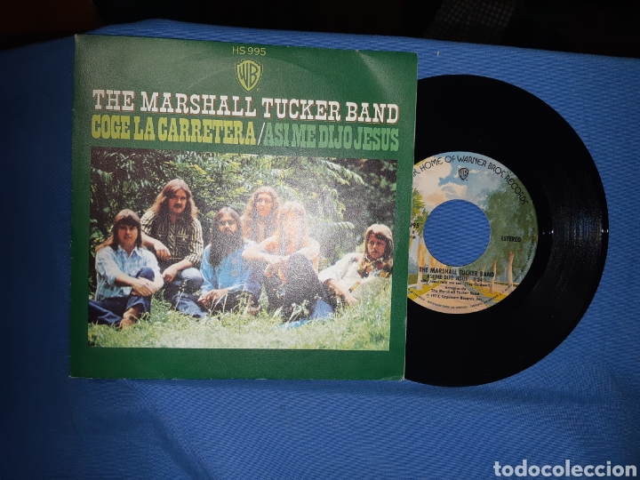 Discos de vinilo: Vinilo de the marshall tucker band - Foto 1 - 213713190
