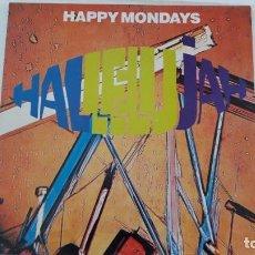 Discos de vinilo: HAPPY MONDAYS HALLELUJAH. Lote 213713717