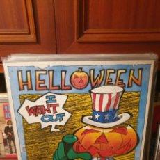 Discos de vinilo: HELLOWEEN / I WANT OUT / NOISE INTERNACIONAL 1988. Lote 213718023