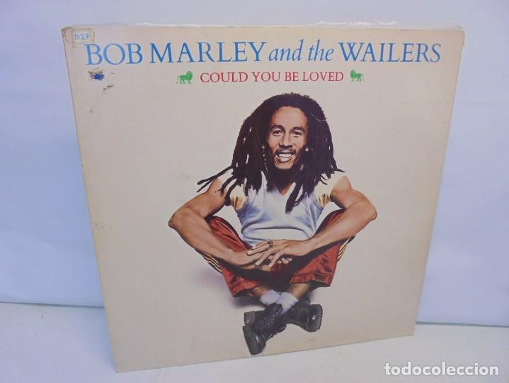 Discos de vinilo: BOB MARLEY AND THE WAILERS. COULD YOU BE LOVED. LP VINILO. DISCOGRAFIA ARIOLA 1984 - Foto 1 - 213718807