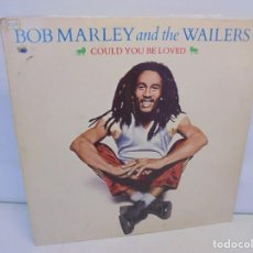 Discos de vinilo: BOB MARLEY AND THE WAILERS. COULD YOU BE LOVED. LP VINILO. DISCOGRAFIA ARIOLA 1984. Lote 213718807