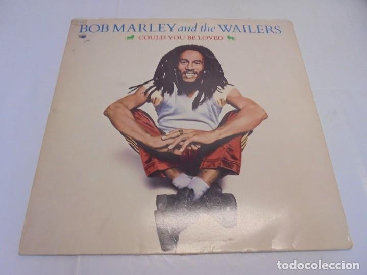Discos de vinilo: BOB MARLEY AND THE WAILERS. COULD YOU BE LOVED. LP VINILO. DISCOGRAFIA ARIOLA 1984 - Foto 2 - 213718807