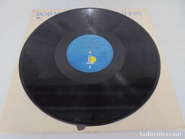 Discos de vinilo: BOB MARLEY AND THE WAILERS. COULD YOU BE LOVED. LP VINILO. DISCOGRAFIA ARIOLA 1984 - Foto 7 - 213718807