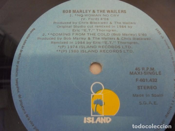 Discos de vinilo: BOB MARLEY AND THE WAILERS. COULD YOU BE LOVED. LP VINILO. DISCOGRAFIA ARIOLA 1984 - Foto 8 - 213718807