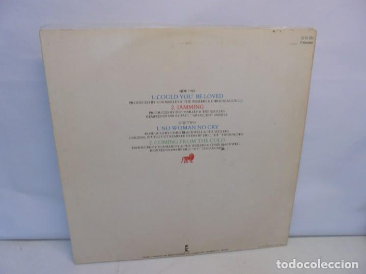 Discos de vinilo: BOB MARLEY AND THE WAILERS. COULD YOU BE LOVED. LP VINILO. DISCOGRAFIA ARIOLA 1984 - Foto 10 - 213718807