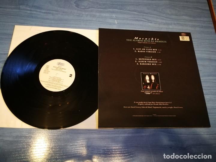 Discos de vinilo: AZUCAR MORENO The alabim-bom-ba REMIXES MAXI SINGLE VINILO 1998 CONTIENE 5 TEMAS ASAP MUY RARO - Foto 2 - 213730853