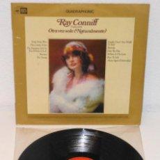 Discos de vinilo: RAY CONNIFF & THE SINGERS OTRA VEZ SOLO (NATURALMENTE) 1972 SPAIN LP. Lote 213735235