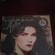 Discos de vinilo: ALANNAH MYLES. LP DEL MISMO NOMBRE. EDICIÓN AMERICANA. 1989.. Lote 213739903