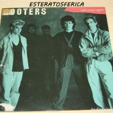 Discos de vinilo: HOOTERS - NERVOUS NIGHT - CBS SPAIN 1985. Lote 213741805