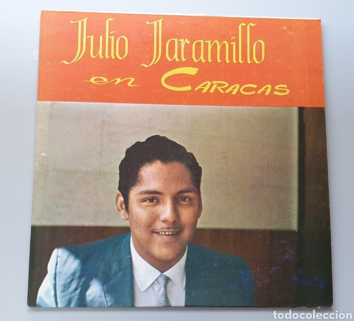 LP JULIO JARAMILLO - EN CARACAS (VENEZUELA - DIVERSION - 1960) NUEVO IMPECABLE!! (Música - Discos - LP Vinilo - Grupos y Solistas de latinoamérica)