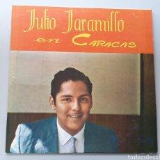 Discos de vinilo: LP JULIO JARAMILLO - EN CARACAS (VENEZUELA - DIVERSION - 1960) NUEVO IMPECABLE!!. Lote 213745901