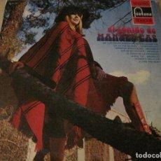 Discos de vinilo: LP EL SONIDO DE MANOLO GAS PHILIPS 64 29 124 SPAIN. Lote 213753068