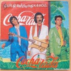 Discos de vinilo: CUCHARADA - QUIERO BAILAR ROCK & ROLL (SG) 1980. Lote 213756035