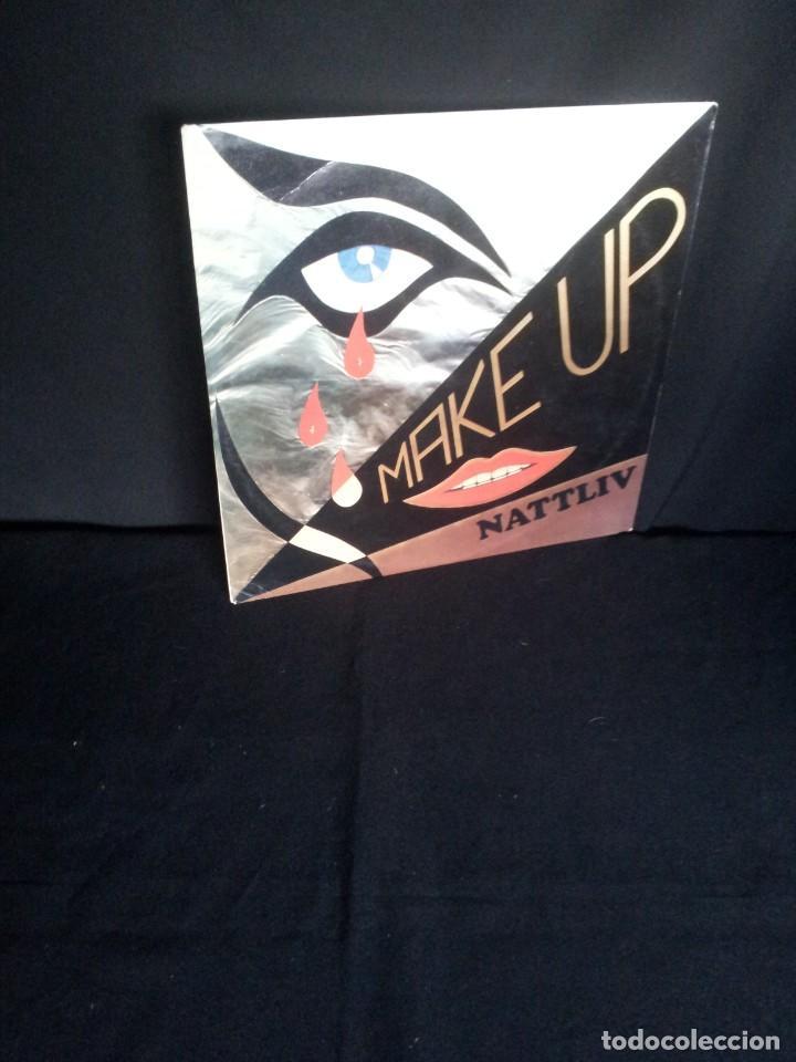 MAKE UP - LP, NATTLIV - WAVE 1981 (Música - Discos - LP Vinilo - Heavy - Metal)