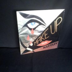 Discos de vinilo: MAKE UP - LP, NATTLIV - WAVE 1981. Lote 213765563