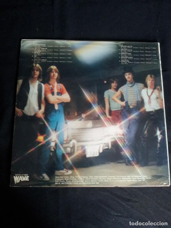 Discos de vinilo: MAKE UP - LP, NATTLIV - WAVE 1981 - Foto 2 - 213765563