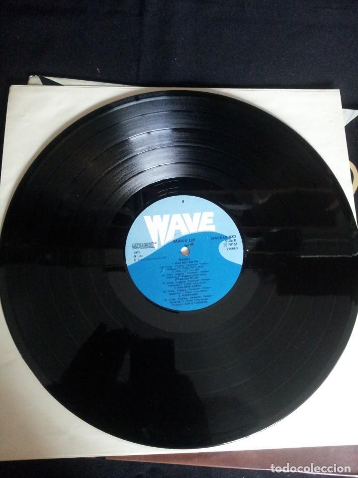 Discos de vinilo: MAKE UP - LP, NATTLIV - WAVE 1981 - Foto 5 - 213765563