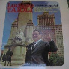 Discos de vinilo: LUCIANO TAIOLI - CANTA EN ESPAÑOL EP - ORIGINAL ESPAÑOL - DISCOPHON 1966 - MUY BUEN ESTADO. Lote 213774965