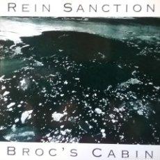 Discos de vinilo: REIN SANCTION 1991 SUB-POP KRAMER PRODUCE Y MEZCLA.FLORIDA...NUEVO. Lote 213775201