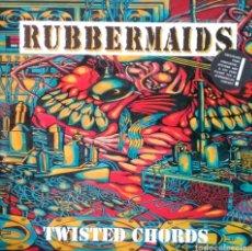 Discos de vinilo: RUBBERMAIDS 1991 REBELS RECORDS .NUEVO. Lote 213777751