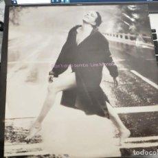 "Discos de vinil: LIZA MINNELLI - DON'T DROP BOMBS (12"", SINGLE)1989. SELLO:EPIC ZEE T2. VINILO BUEN ESTADO VG++. Lote 213779250"