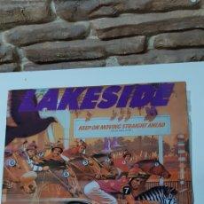 Dischi in vinile: LAKESIDE. Lote 213779245