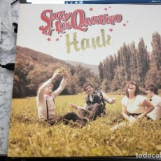 Discos de vinilo: SUZY & LOS QUATTRO - HANK (LP, ALBUM, YEL)2011.B-CORE DISC BC212/LP.COMO NUEVO.VINILO AMARILLO. Lote 213779718