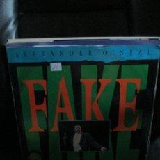 Discos de vinilo: ALEXANDER O'NEAL ?– FAKE. Lote 213783640
