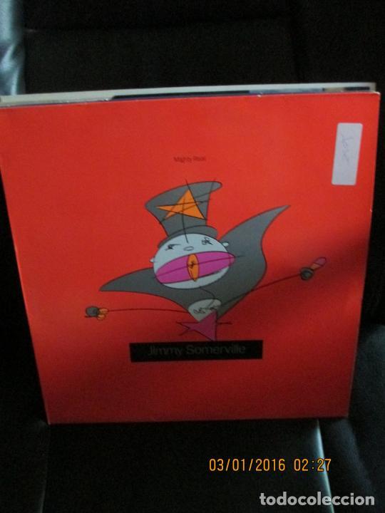 JIMMY SOMERVILLE ?– MIGHTY REAL (Música - Discos de Vinilo - Maxi Singles - Techno, Trance y House)