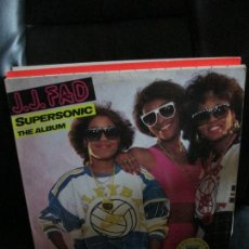 Discos de vinilo: J.J. FAD ?– SUPERSONIC - THE ALBUM. Lote 213784978