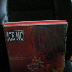 Discos de vinilo: ICE MC ?– TAKE AWAY THE COLOUR '95. Lote 213785090