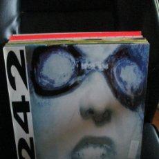 Discos de vinilo: FRONT 242 ?– TRAGEDY FOR YOU. Lote 213787010