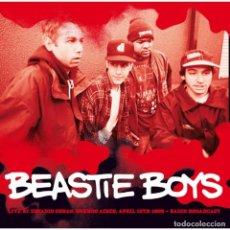 Discos de vinilo: BEASTIE BOYS - LIVE AT THE ESTADIO OBRAS, BUENOS AIRES, 1995 -LP-. Lote 213788976