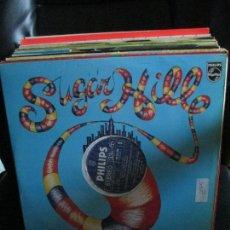 Discos de vinilo: THE SUGARHILL GANG*, THE SEQUENCE ?– RAPPER'S REPRISE (JAM-JAM). Lote 213789030
