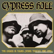 Discos de vinilo: CYPRESS HILL ?– THE CHOICE IS YOURS (RARE TRACKS 1992-1995) -LP-. Lote 213789205