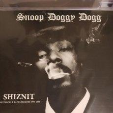 Discos de vinilo: SNOOP DOGG – SHIZNIT: RARE TRACKS & RADIO SESSIONS 1993-1995 -LP-. Lote 213789965