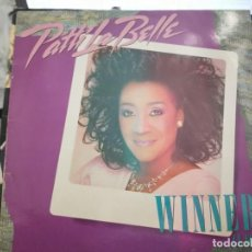 Discos de vinilo: PATTI LABELLE - WINNER IN YOU (LP, ALBUM) 1986. SELLO:MCA RECORDS, 253 025-1, 253025. Lote 213792050