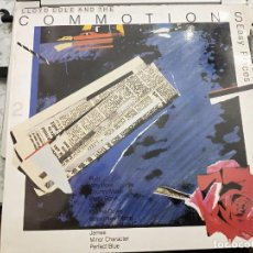 Discos de vinilo: LLOYD COLE & THE COMMOTIONS - EASY PIECES (LP, ALBUM)1985 SELLO:POLYDOR CAT. Nº: 827 670-1 COMO NUEV. Lote 213792515