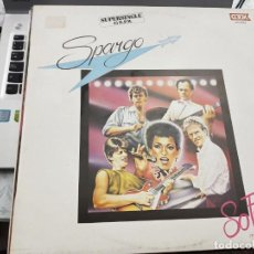 "Discos de vinilo: SPARGO - SO FUNNY (TAN DIVERTIDO) (12"") 1982.SELLO:COOK CPC-90008. VINILO NUEVO. Lote 213793866"