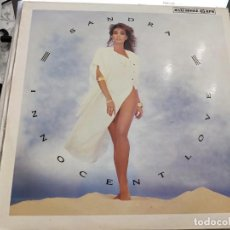 "Discos de vinilo: SANDRA - INNOCENT LOVE (12"", MAXI) 1986. SELLO:VIRGIN CAT. Nº: F-608 283. Lote 213795258"