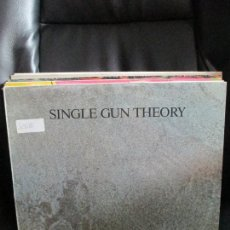 Discos de vinilo: SINGLE GUN THEORY ?– EXORCISE THIS WASTELAND. Lote 228303510