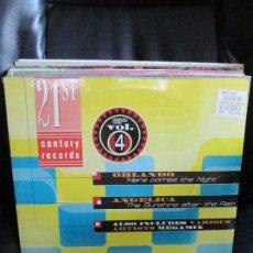 Discos de vinilo: VARIOUS ?– 21ST CENTURY RECORDS EP VOL. 4. Lote 213799646