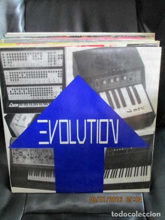 EVOLUTION (10) ?– MOVE YOUR BODY, ROCK YOUR BODY (Música - Discos de Vinilo - Maxi Singles - Electrónica, Avantgarde y Experimental)