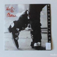Discos de vinilo: MICHAEL JACKSON, SINGLE, DIRTY DIANA 1988 EPIC. Lote 246739495