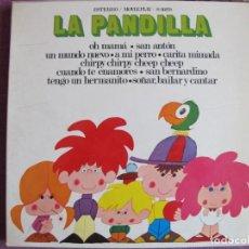 Discos de vinilo: LP - LA PANDILLA - MISMO TITULO (SPAIN, MOVIEPLAY 1971, PORTADA DOBLE). Lote 213813156