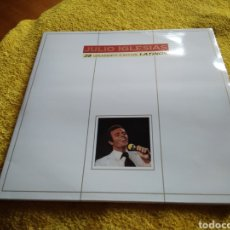 Discos de vinilo: 80-81/ DOBLE LP DISCO VINILO. ÉXITOS JULIO IGLESIAS.. Lote 213825282