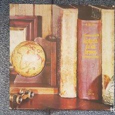 Disques de vinyle: LOS BRAVOS - HISTORIA DE LOS BRAVOS.L.P. DOBLE. EDITADO POR COLUMBIA.. Lote 213826113