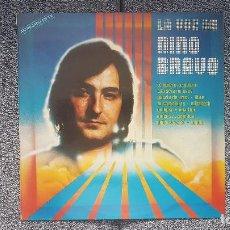 Discos de vinilo: NINO BRAVO - LA VOZ. EDITADO POR POLYDOR. AÑO 1.980.. Lote 213826915